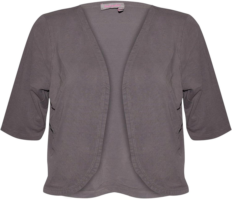 Fresh Produce Women's Open Shrug Cotton Clothing Top