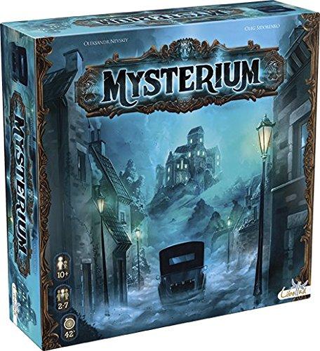 Asmodee Mysterium, Grundspiel, Familienspiel, Deutsch