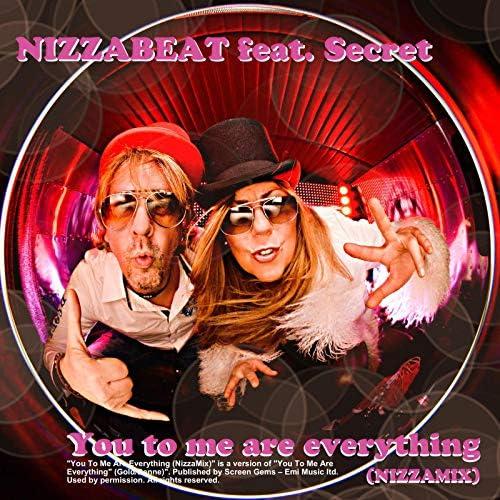 Nizzabeat feat. The Secret
