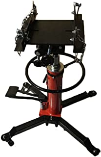 SUNROAD 1500 LB 2 Stage Hydraulic Transmission Jack w/ 360°Swivel Wheels Lift Hoist