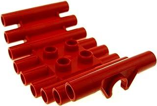 1 x Lego Duplo Spielplatz Brücke gelb Holz Baum Stamm Hängebrücke Dino 31062