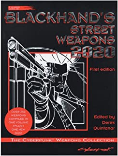 Blackhand's Street Weapons 2020: The Cyberpunk Weapons Collection