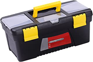 LQKYWNA Tool Opbergdoos, 11 Inch 13 Inch 14 Inch 15 Inch Draagbare Huishoudelijke Multifunctionele Onderhoud Tool Box Auto...