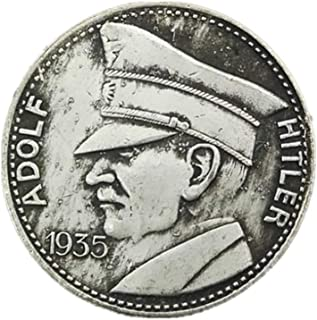 Xinmeitezhubao Coin Collecting-1935 Germany Old Original Coins Silver Dollar Collection