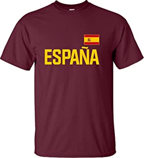 Go All Out Youth Team Spain Espana Pride T-Shirt