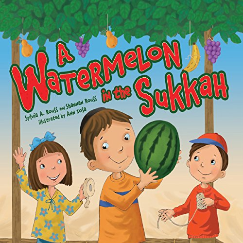 A Watermelon in the Sukkah copertina
