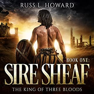 The Sire Sheaf audiobook cover art