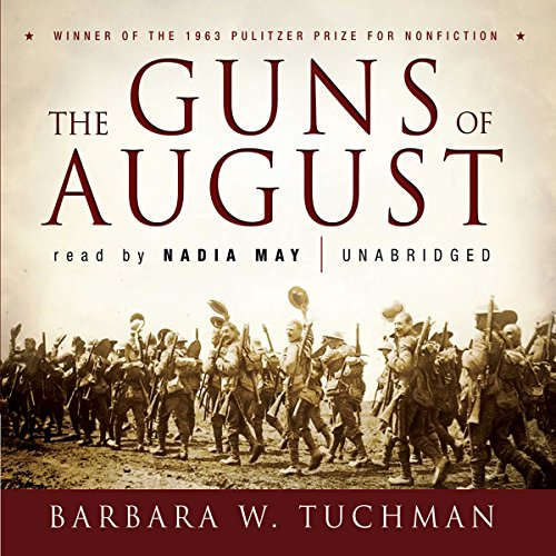 Couverture de The Guns of August
