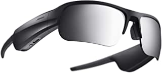 Bose Frames Tempo - Sports Sunglasses with Polarized Lenses & Bluetooth Connectivity - Black