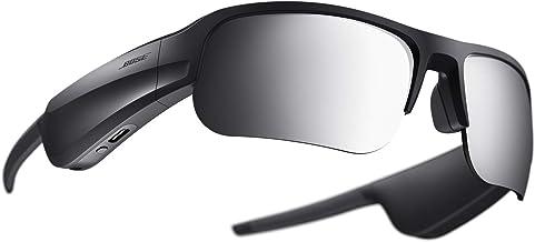 Bose Frames Tempo - Gafas de sol deportivas con lentes polarizadas y conectividad Bluetooth, color negro