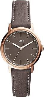 fossil two tone perfect boyfriend watch