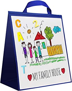 Tabletop Magnetic Whiteboard Easel Double Sided Foldable Small Dry Erase White Board Table Top for Kids Toddlers for Class...