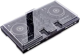 Decksaver Pioneer DDJ-400 DJ Mixer Cover DSLE-PC-DDJ400