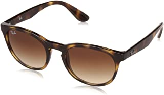 Ray-Ban Gradient Round Unisex Sunglasses - (0RB4252I710/1351|51.1|Brown Gradient lens)