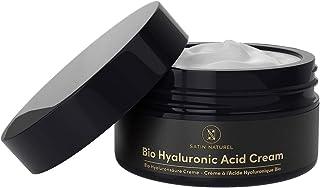 GANADOR 2020* Crema Facial de Acido Hialuronico ORGÁNICA