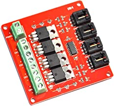 4 Channel 4 Route MOSFET Button IRF540 V2.0 MOSFET Switch Module for Arduino