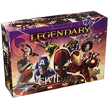 Upper Deck Legendary Civil War Board Game