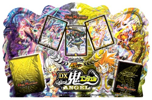 デュエル・マスターズTCG 変形デッキセット DX鬼エンジェル DMD-08