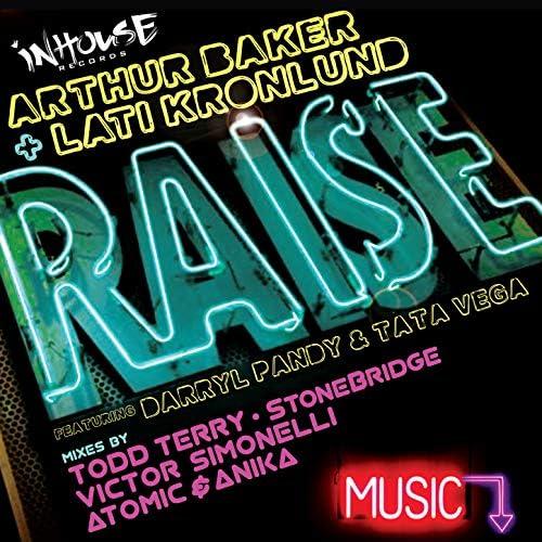 Arthur Baker & Lati Kronlund feat. Darryl Pandy & Tata Vega