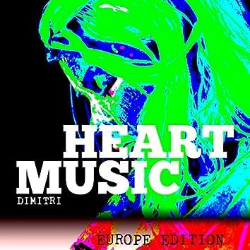 Heart Music (Europe Edition)