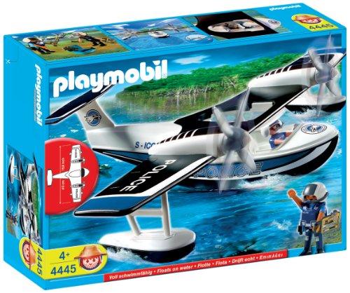 Playmobil Hidroavión