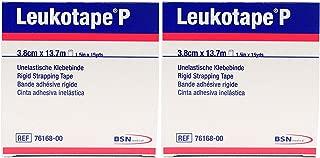 Leukotape P Sports Tape - 1.5 x 15 Yards - Pack of 2