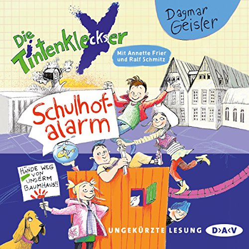 Schulhof-Alarm audiobook cover art