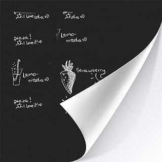Blackboard Roll Wallpaper Stickers, Thickness -0.18mm (Without Bottom Paper) Wall Blackboard, Children's Early Education G...