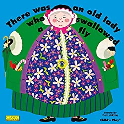 The was an Old Lady who Swallowed a Fly Plus a list of all time favorite children's books, includes a free file