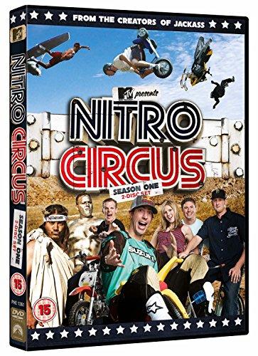 Nitro Circus - Season One [Edizione: Regno Unito] [Reino Unido] [DVD]