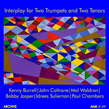 Interplay for Two Trumpets and Two Tenors