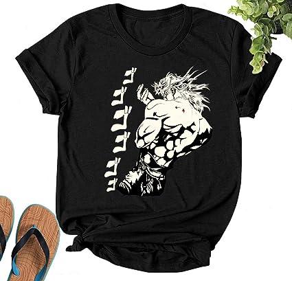 commix.x JoJo's Bizarre Adventure Graphic Tshirt