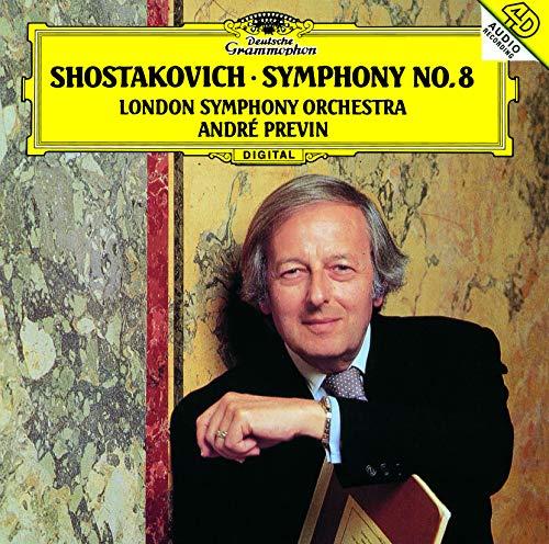 ショスタコーヴィチ:交響曲第8番