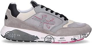 PREMIATA Luxury Fashion Womens ZACZAC4178 Grey Sneakers | Fall Winter 19