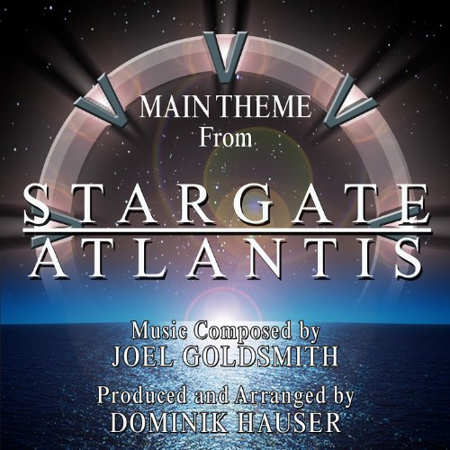 Stargate Atlantis: Main Theme from the Television Series (Single) (Joel Goldsmith)
