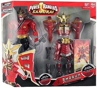 Best power rangers samurai shogun mode Reviews