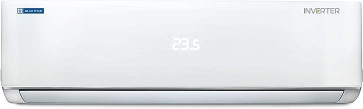 Blue Star 1.0 Ton 3 Star Inverter Split AC (Copper, IC312MATU, White)