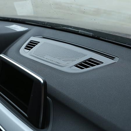 Lautsprecherabdeckung Für X1 F48 2016 18 Aus Aluminiumlegierung Für Mittelkonsole Armaturenbrett Zubehör Auto