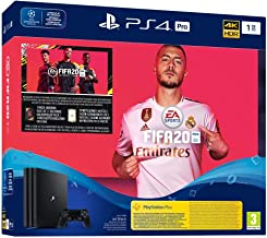 PlayStation 4 游戏机 Konsole + FIFA 20