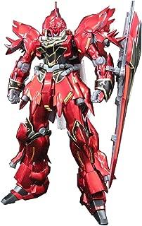 Bandai Hobby MSN-06S Sinanju Ver. KA Titanium Finish Bandai MG Action Figure