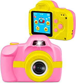 SOKY Digital Camera for Kids - Toys for Kids Age 3-10
