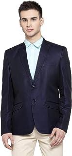 WINTAGE Men's Poly Blend Formal and Evening Blazer Coat Jacket
