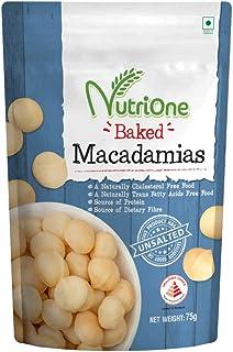 Tong Garden Nutrione Baked, Macadamias, 75g