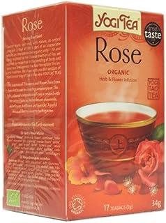 Yogi Tea Organic Rose Herbal Tea