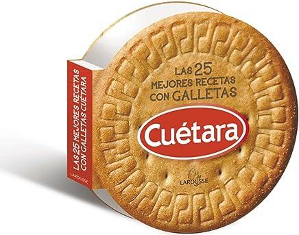 CUÉTARA. Las mejores recetas (Larousse - Libros Ilustrados/ Prácticos - Gastronomía)