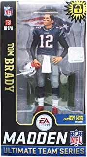 McFarlane Toys EA Sports Madden NFL 19 Ultimate Team تام بردی میهن پرستان انگلیس (نسخه اصلی)