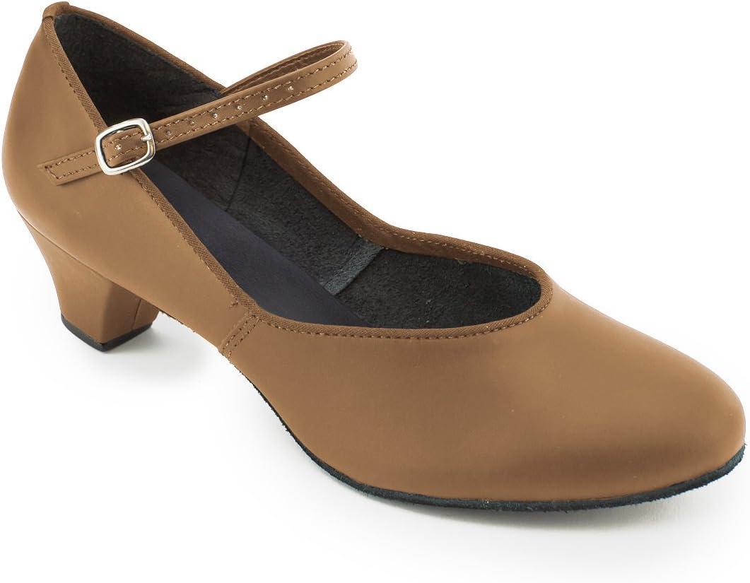 So Danca CH02 1.5'' Flexible Shank Ballroom Shoe