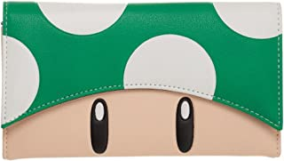 Super Mario Wallet Nintendo Super Mario Gift for Gamers - Super Mario Brothers Wallet Super Mario Gift