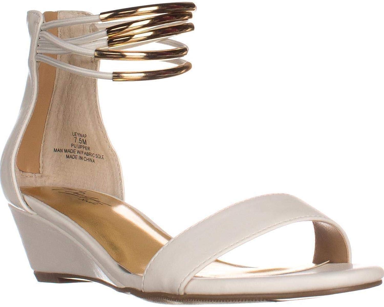 Thalia Sodi Womens Leyna Open Toe Casual Platform Sandals