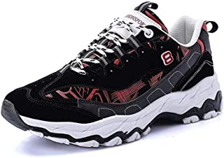 Men's Sneakers, Shock Absorption, Non-Slip Wearable Casual Shoes, Hiking Low Shoes, for Autumn